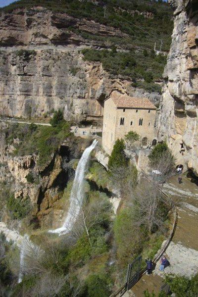 SANT01-Sant Miquel del Fai